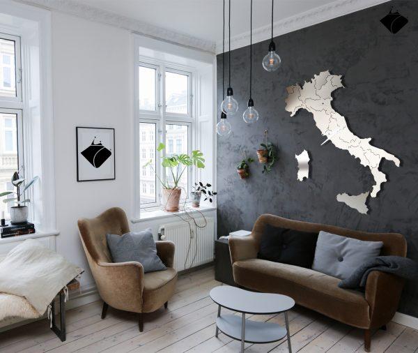 Italia® acciaio inox